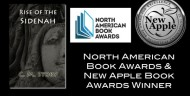 Rise of the Sidenah Honored in New Apple Book Awards