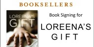 "Barnes & Noble Book Signing for ""Loreena's Gift"""