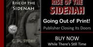 """Rise of the Sidenah"" Going Out of Print"