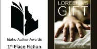 """Loreena's Gift"" Takes 1st Place, Idaho Author Awards"