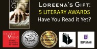 Loreena's Gift: 5 Literary Awards