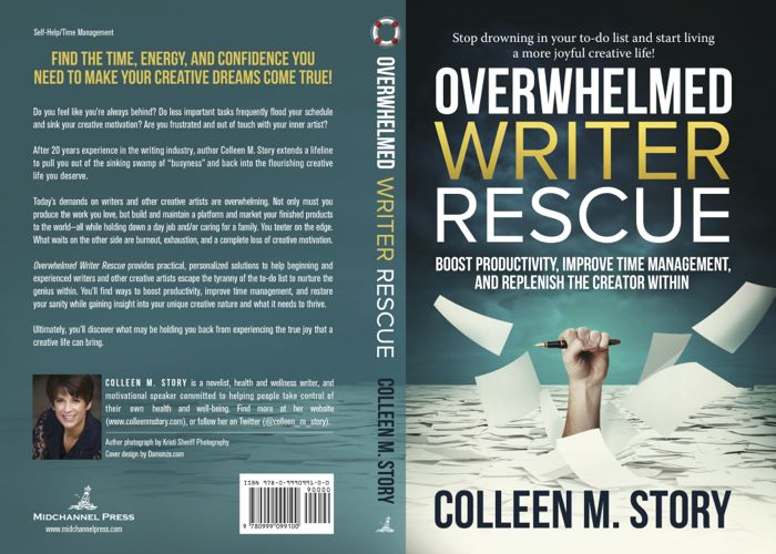 Overwhelmed Writer Rescue - Paperback IS