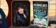 """My New Book, """"Overwhelmed Writer Rescue,"""" Launches Today!"""