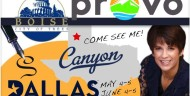 Come See Me in Boise, Provo, Canyon, or Dallas!
