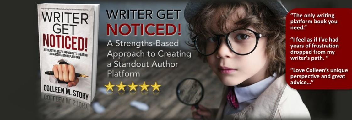 Writer Get Noticed!